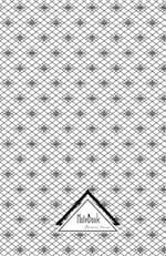 Notebook Journal Dot-Grid, Graph, Lined, No Lined