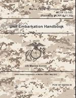 Marine Corps Techniques Publication McTp 13-10c (Formerly McRp 4-11.3g) Unit Embarkation Handbook 2 May 2016