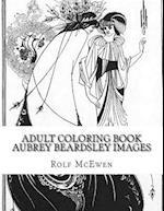Adult Coloring Book Aubrey Beardsley Images