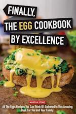 Finally, the Egg Cookbook by Excellence