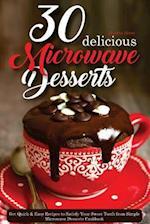 30 Delicious Microwave Desserts