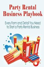 Party Rental Business Playbook
