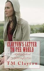 Clayton's Letter to the World