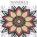Mandela Adult Coloring Book