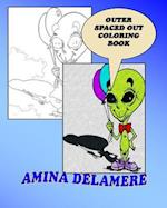 Outer Spaced Out Coloring Book