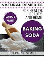 Baking Soda ***Large Print Edition***