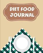 Diet Food Journal