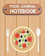 Food Journal Notebook
