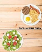 Food Journal Diary