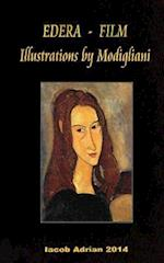 Edera - Film Illustrations by Modigliani