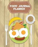 Food Journal and Planner