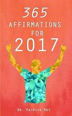 365 Affirmations for 2017
