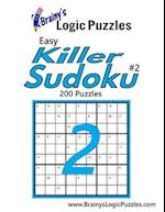 Brainy's Logic Puzzles Easy Killer Sudoku #2
