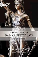 A Summary of Bankruptcy Law