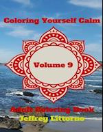 Coloring Yourself Calm, Volume 9