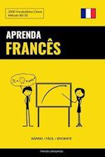 Aprenda Frances - Rapido / Facil / Eficiente
