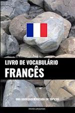 Livro de Vocabulario Frances