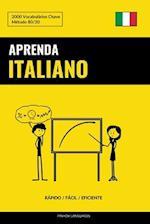 Aprenda Italiano - Rapido / Facil / Eficiente