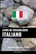 Livro de Vocabulario Italiano