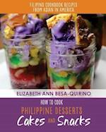 How to Cook Philippine Desserts