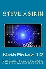 Math Fin Law 10