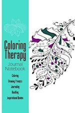 Coloring Therapy