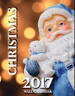 Christmas 2017 Wall Calendar