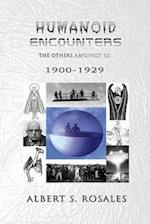 Humanoid Encounters 1900-1929