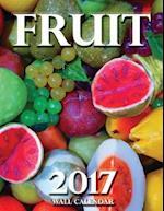 Fruit 2017 Wall Calendar