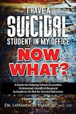 I Have a Suicidal Student in My Office, Now What?