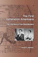 The First Generation Americans