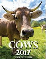 Cows 2017 Wall Calendar (UK Edition)