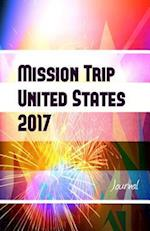 Mission Trip United States 2017 Journal