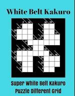 White Belt Kakuro