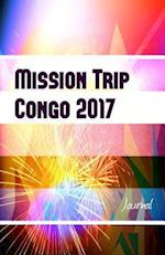 Mission Trip Congo 2017 Journal