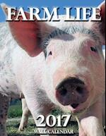 Farm Life 2017 Wall Calendar (UK Edition)