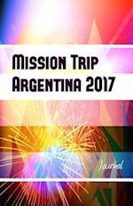Mission Trip Argentina 2017 Journal