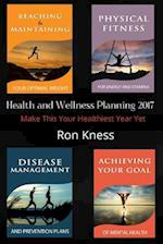 Health and Wellness Planning - 2017