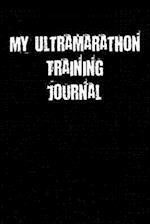 My Ultramarathon Training Journal