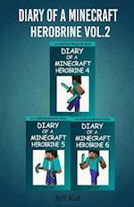 Diary of a Minecraft Herobrine Vol.2