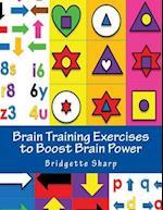Brain Training Exercises to Boost Brain Power
