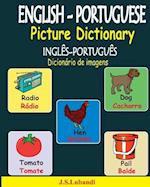 English-Portuguese Picture Dictionary (Ingles-Portugues Dicionario de Imagens)