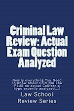 Criminal Law Review