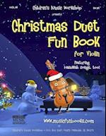 Christmas Duet Fun Book for Violin
