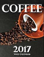 Coffee 2017 Wall Calendar (UK Edition)