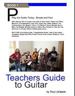 Teachers Guide to Guitar