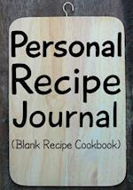 Personal Recipe Journal