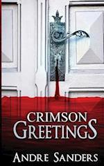 Crimson Greetings af Andre Sanders