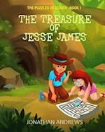 The Treasure of Jesse James Puzzle Book