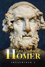 Epic Quotes of Homer